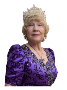 Queen Gail Mitchell Martin